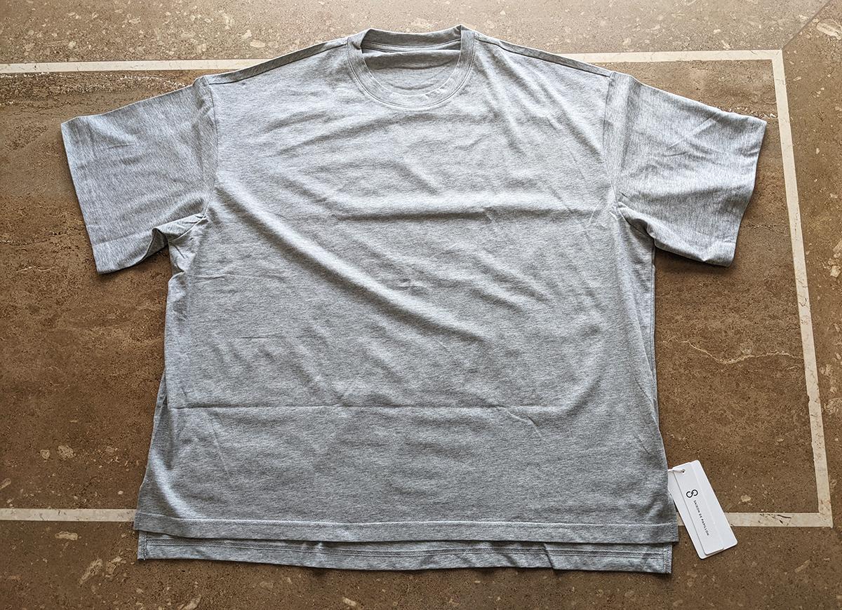 ボックスビックTシャツ