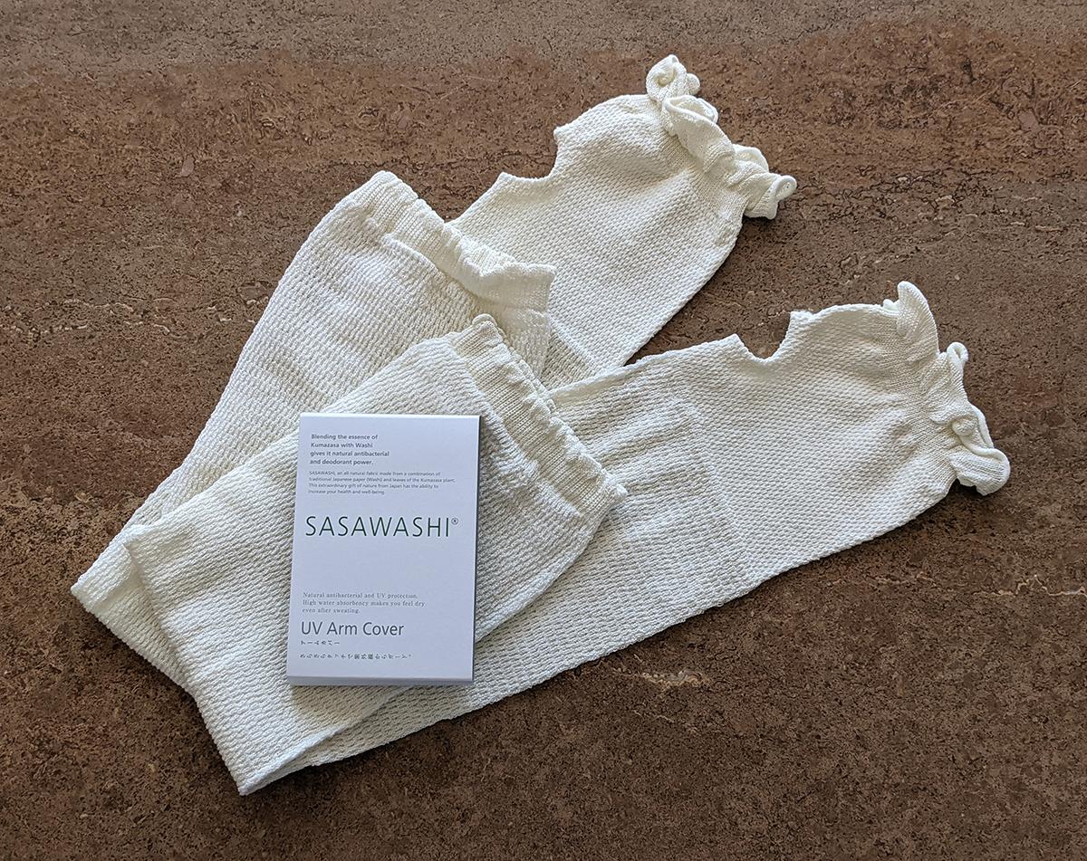 SASAWASHI/アームカバー
