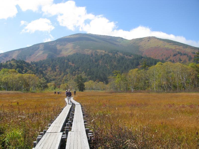 10月2・3日 尾瀬ヶ原ハイキングと至仏山へご参加の皆様