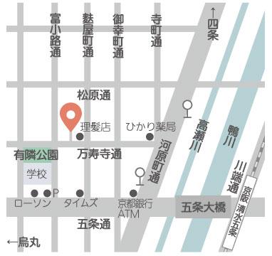 オトナリラボ map