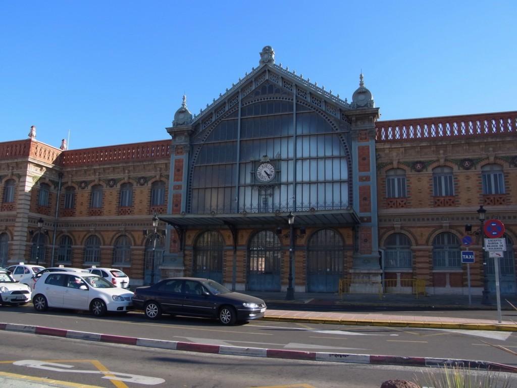 アルメリア旧駅