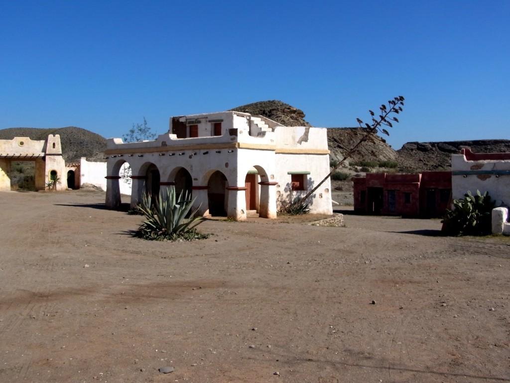 メキシコの村のセット