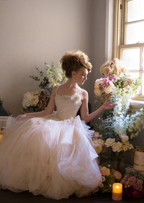 David Feildenウェディングドレスの人気ブランド5選 で使用する画像