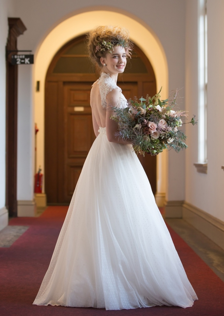 David Feilden ウェディングドレスの人気ブランド5選 で使用する画像