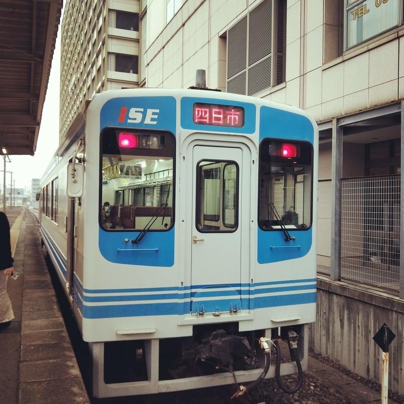 伊勢鉄道の車両