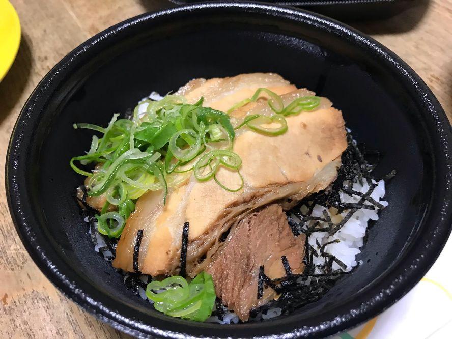 チャーシュー丼が美味しいラーメン集