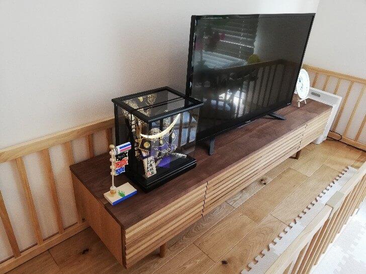 飛騨産業のテレビボード