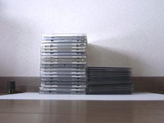 メディアパス(CD収納) - 牛の尾のスープ