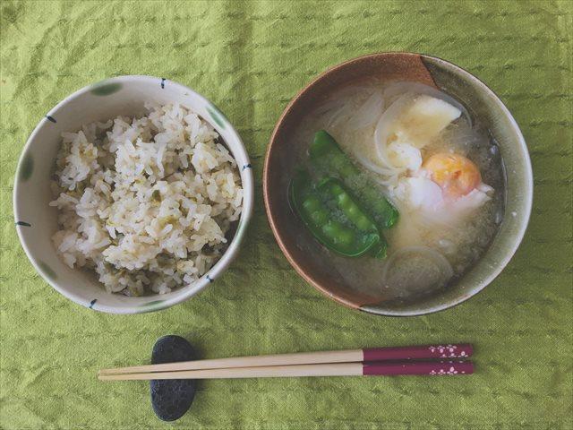 ばあさんの味噌汁~松岡マサヒロの飯ブログ「おやぢめし」