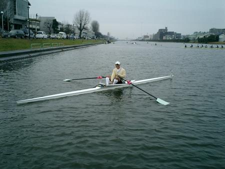 20071223 Goten号の進水式