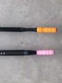 C2 Skinny(オレンジ)とCroker S39(ピンク)の比較