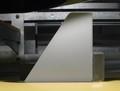 Empcher 8+用フィン:ノーマル形状