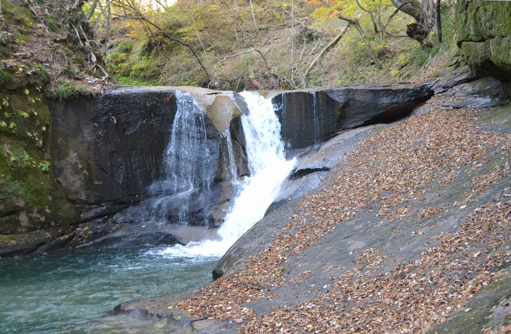 一休みの滝