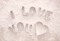 [i love you][style ラブ][style シンプル][color 白][文字 i love you] i love you