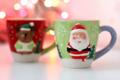 [style クリスマス][season クリスマス][season 冬][クリスマス][食器][サンタクロース][マグカップ] サンタマグカップ