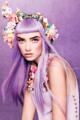 """[髪 紫][モデル][color 紫][style ラブリー][style ファッション] """"Candy Girl"""""""
