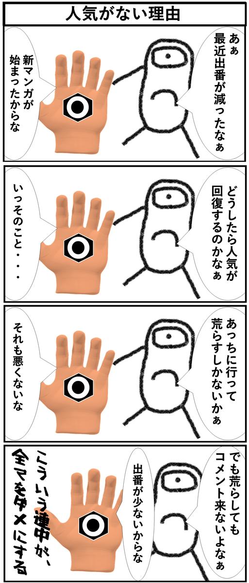 4コマ漫画