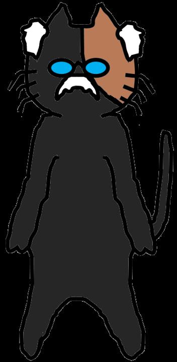 ネコ キャラクター