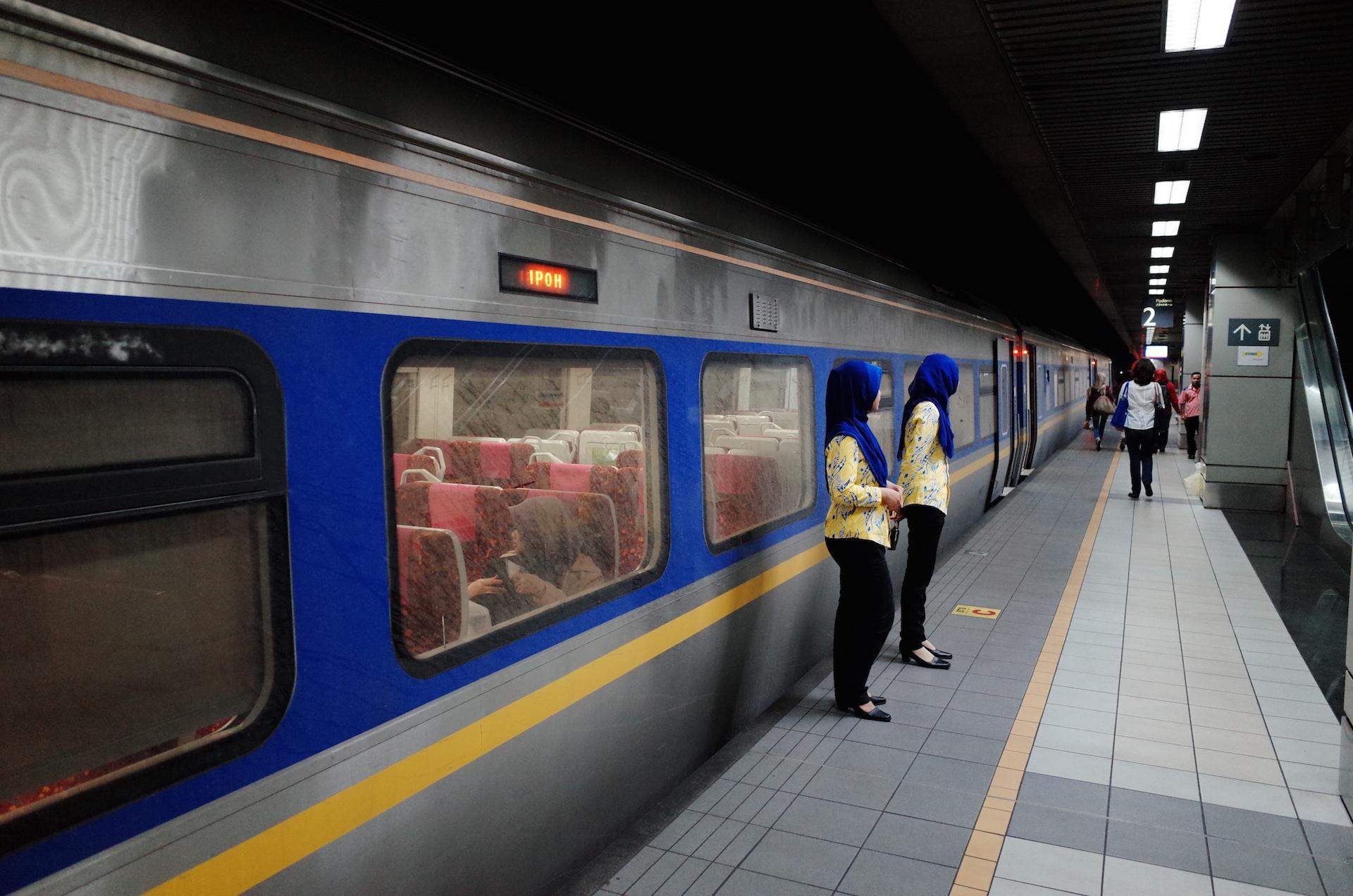 マレーシア・マレー鉄道 - Yの王...
