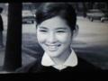 吉永小百合 in「ガラスの中の少女」1960年