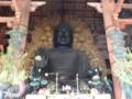奈良の大仏。