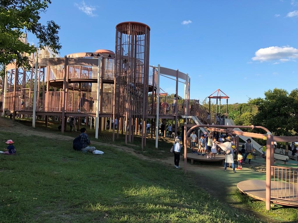 馬見丘陵公園 フラワーパーク