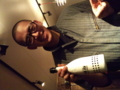 ジンジャーワイン会のワインその9 マスターと