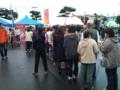 苫小牧ホッキ祭り。南富ゾカツカレーが大行列