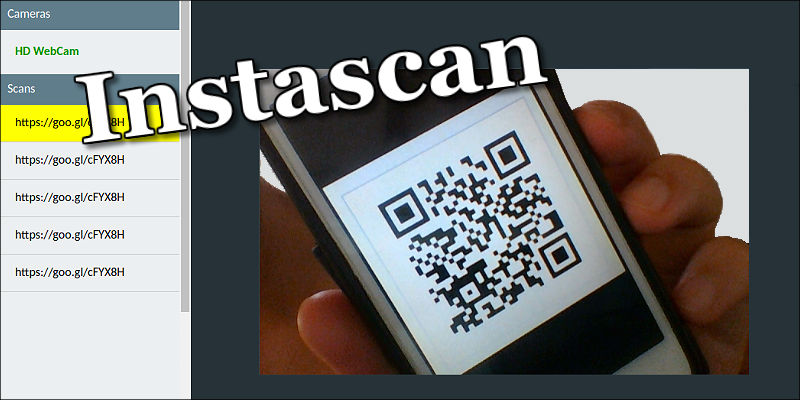 Instascan Example