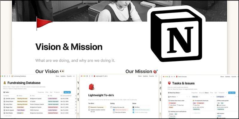 万能ドキュメントサービス「Notion」をさらに活用できるWebサービス・Tipsを徹底解説!の画像
