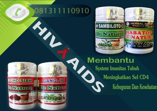 OBAT AIDS HERBAL