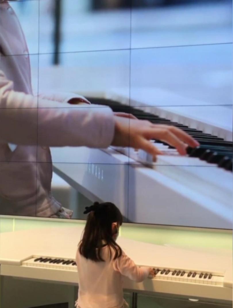 ヤマハ銀座店 ピアノ演奏
