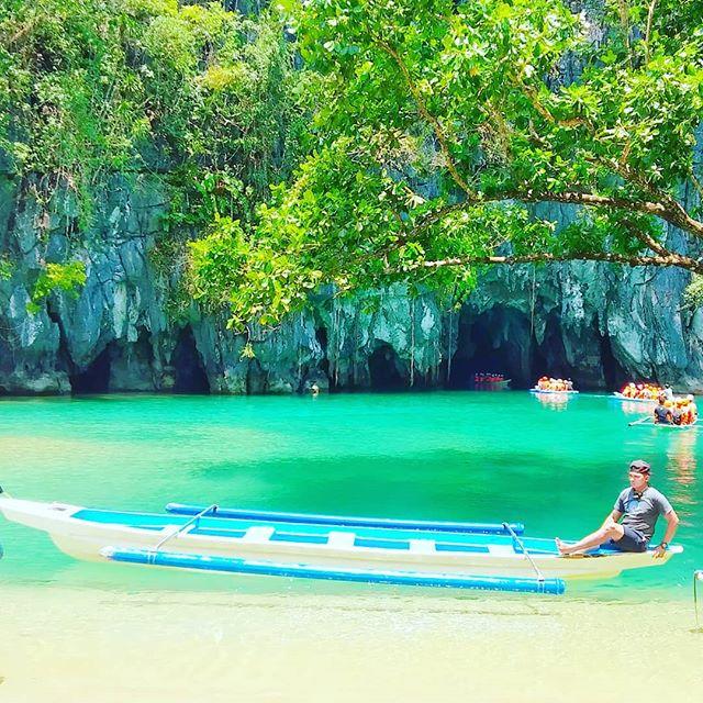 パラワン島世界遺産地下河川