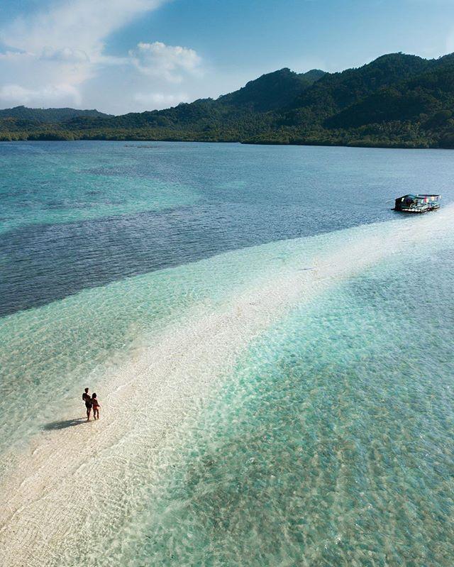 パラワン島エルニドスネークアイランド