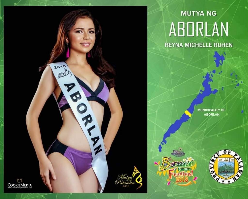 パラワン島美女コンテスト候補者5