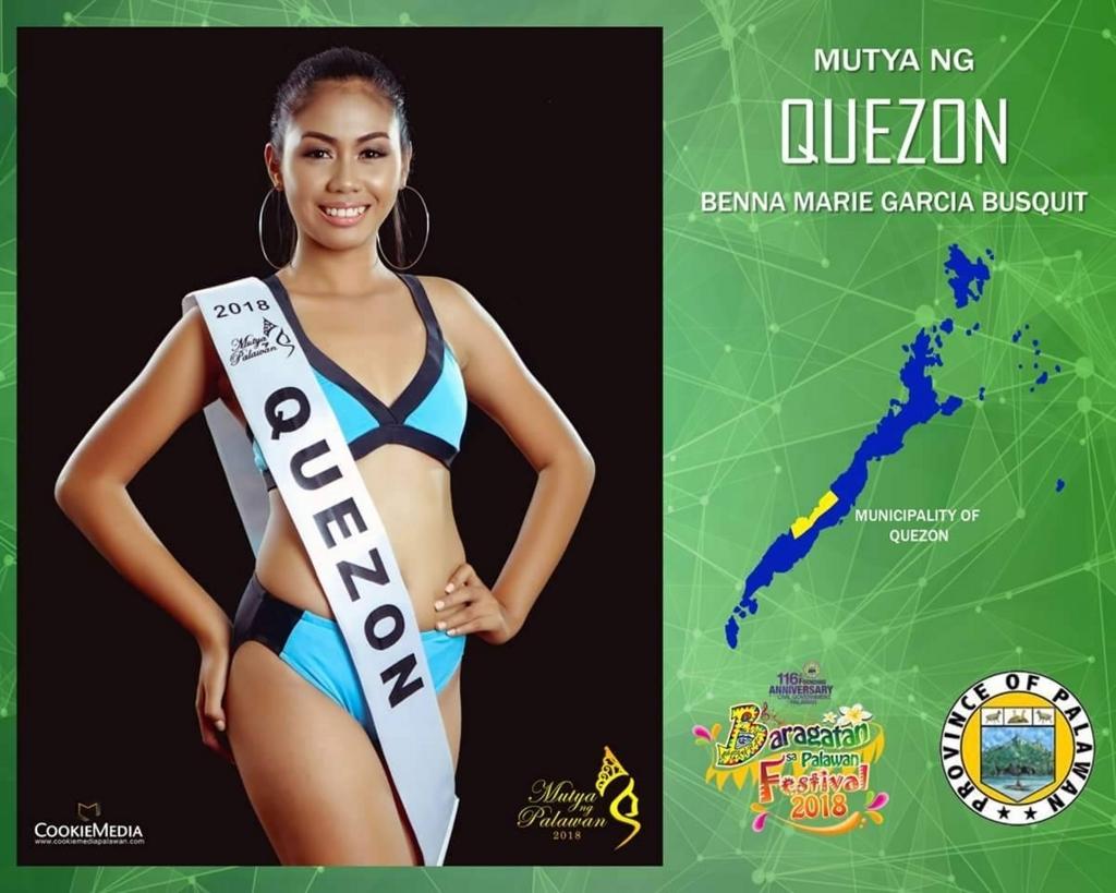 パラワン島美女コンテスト候補者4