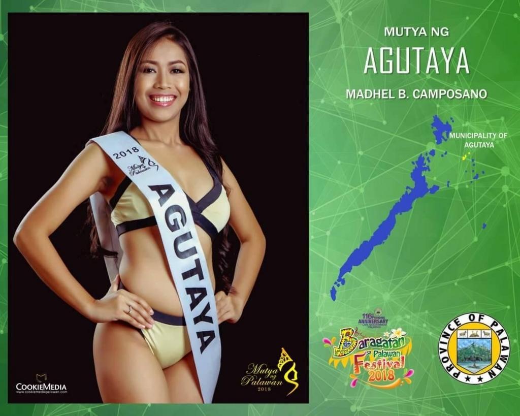 パラワン島美女コンテスト候補者8