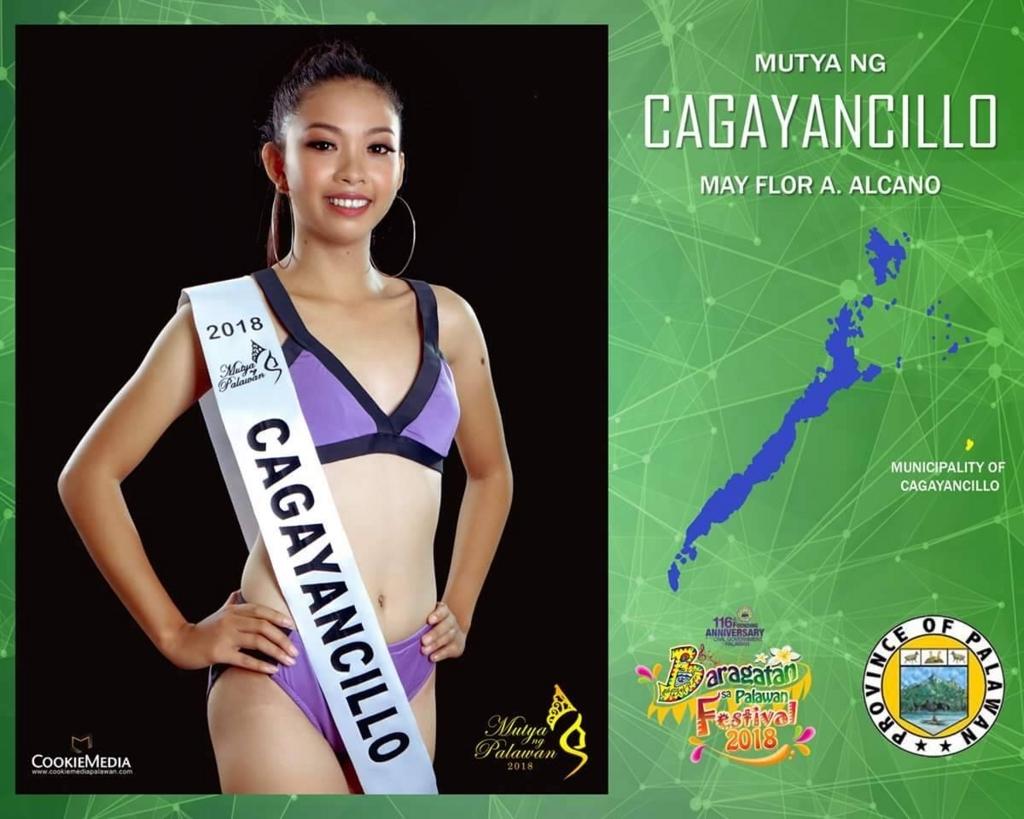パラワン島美女コンテスト候補者9