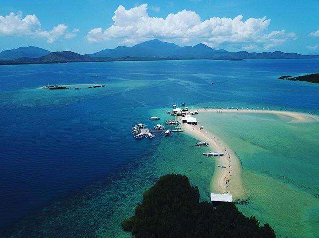 パラワン島アイランドホッピング