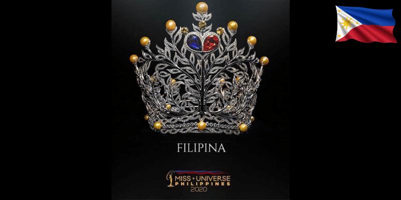 ミスユニバースフィリピン2020王冠