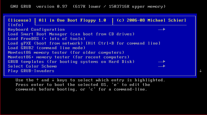 All_In_One_Boot_Floppy_1.0