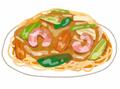 food_ankake_yakisoba
