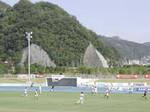 三菱水島FC対栃木SC