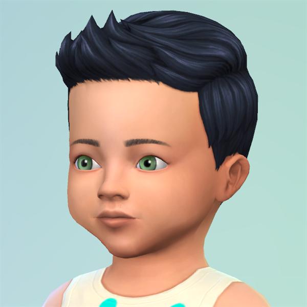 Mickey Behr(toddler)