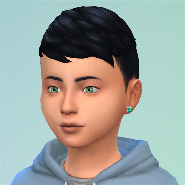 Mickey Behr(child)