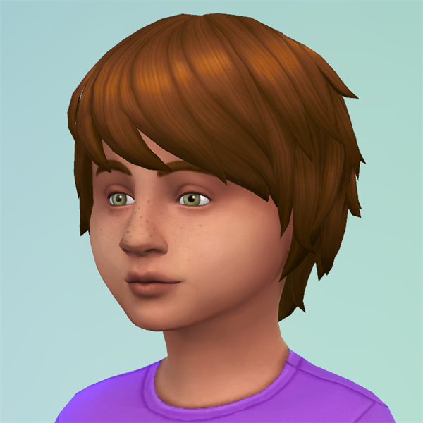 Brody Haas(child)