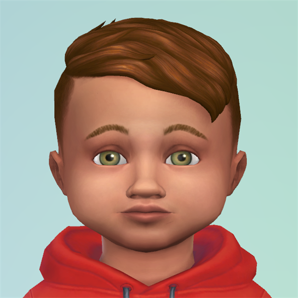 Brody Haas(toddler)