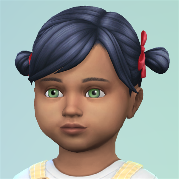 Emily Ballesteros(toddler)
