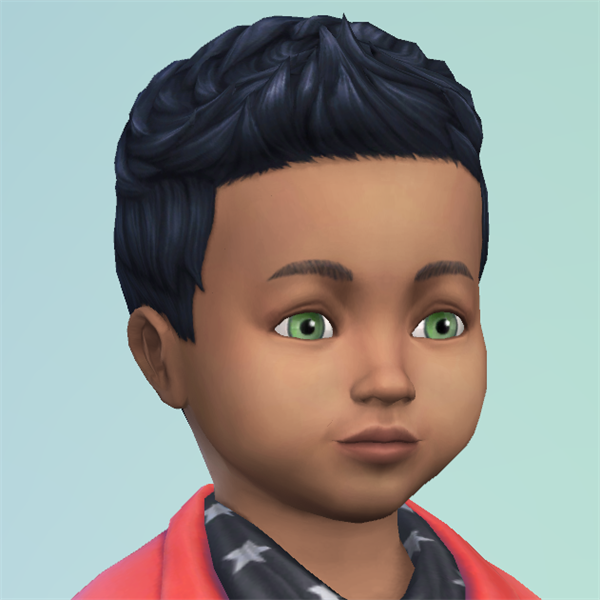 Irving Ballesteros(toddler)
