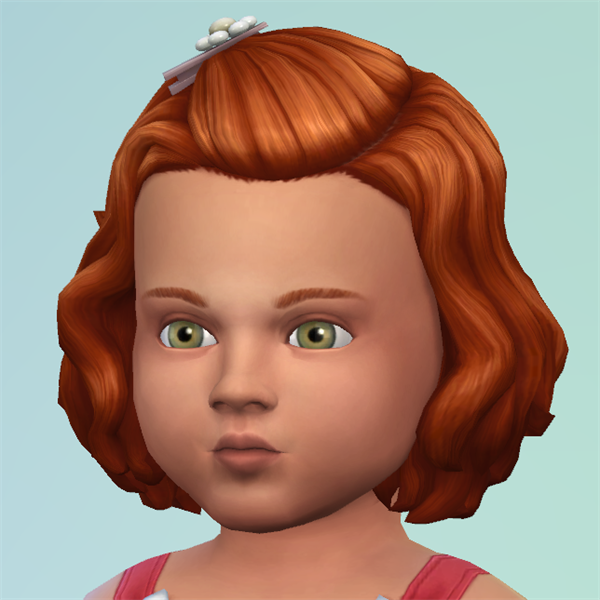 Rosanne Caliente(toddler)